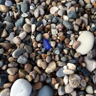 Beach Glass Blessings