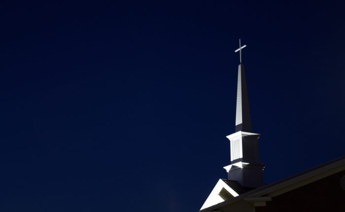 The Scandal of the (White American)Cross